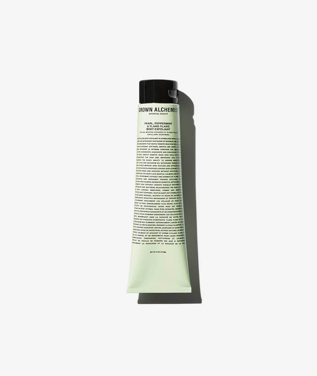 TWENTYTWONOTES Grown Alchemist scrub Body Exfoliant