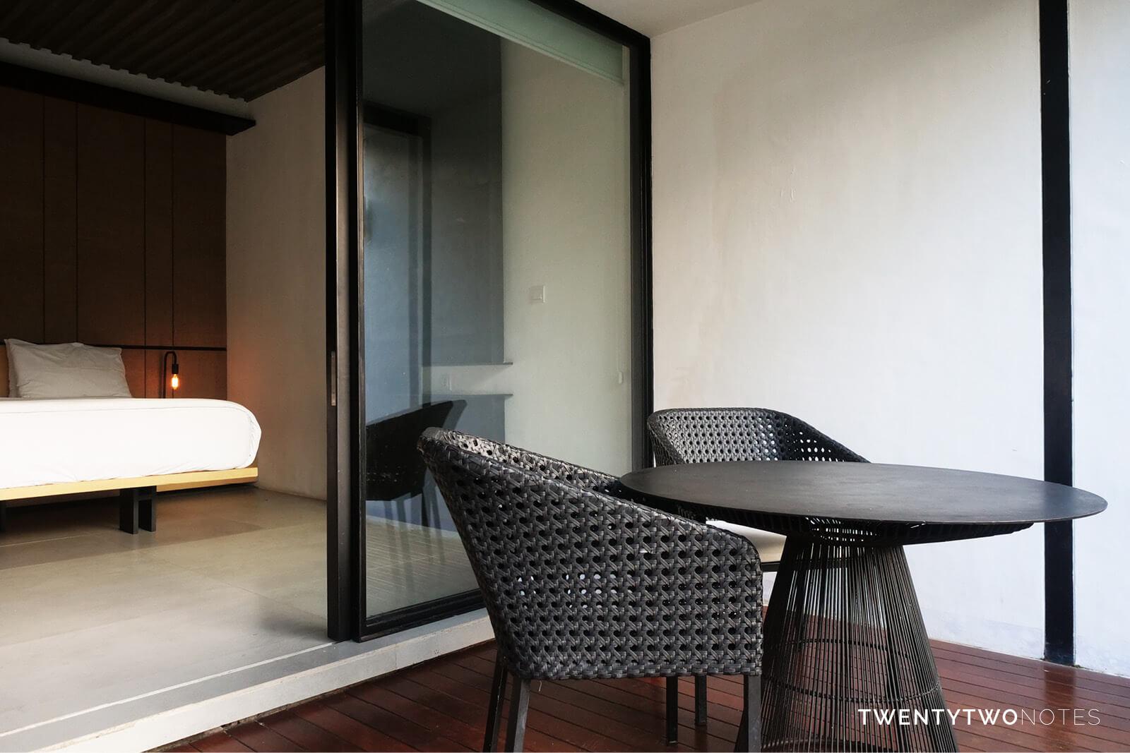 TWENTYTWONOTES Origin privé villa in Ubud Bali