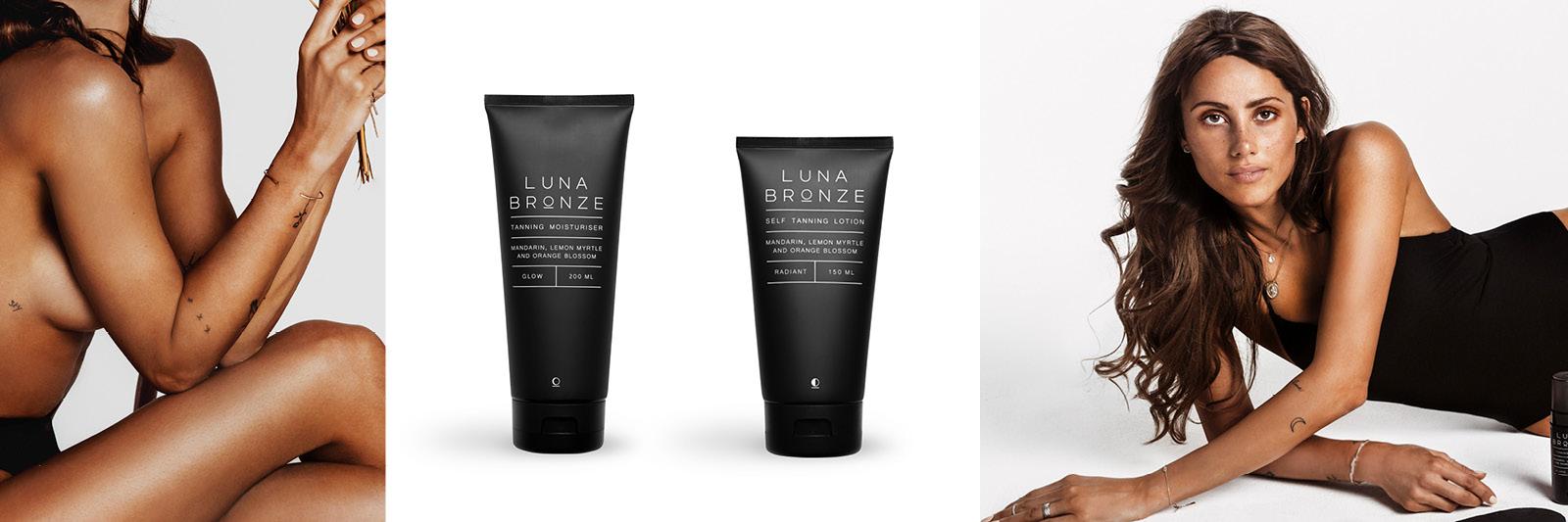TWENTYTWONOTES Luna Bronze natuurlijke zelfbruiner