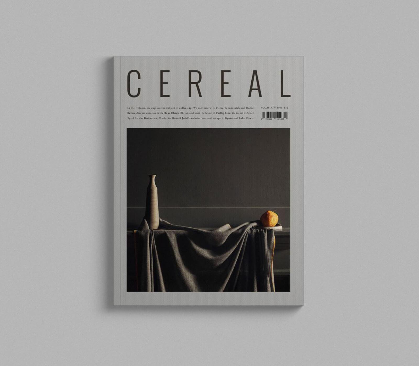 TWENTYTWONOTES | Cereal magazines