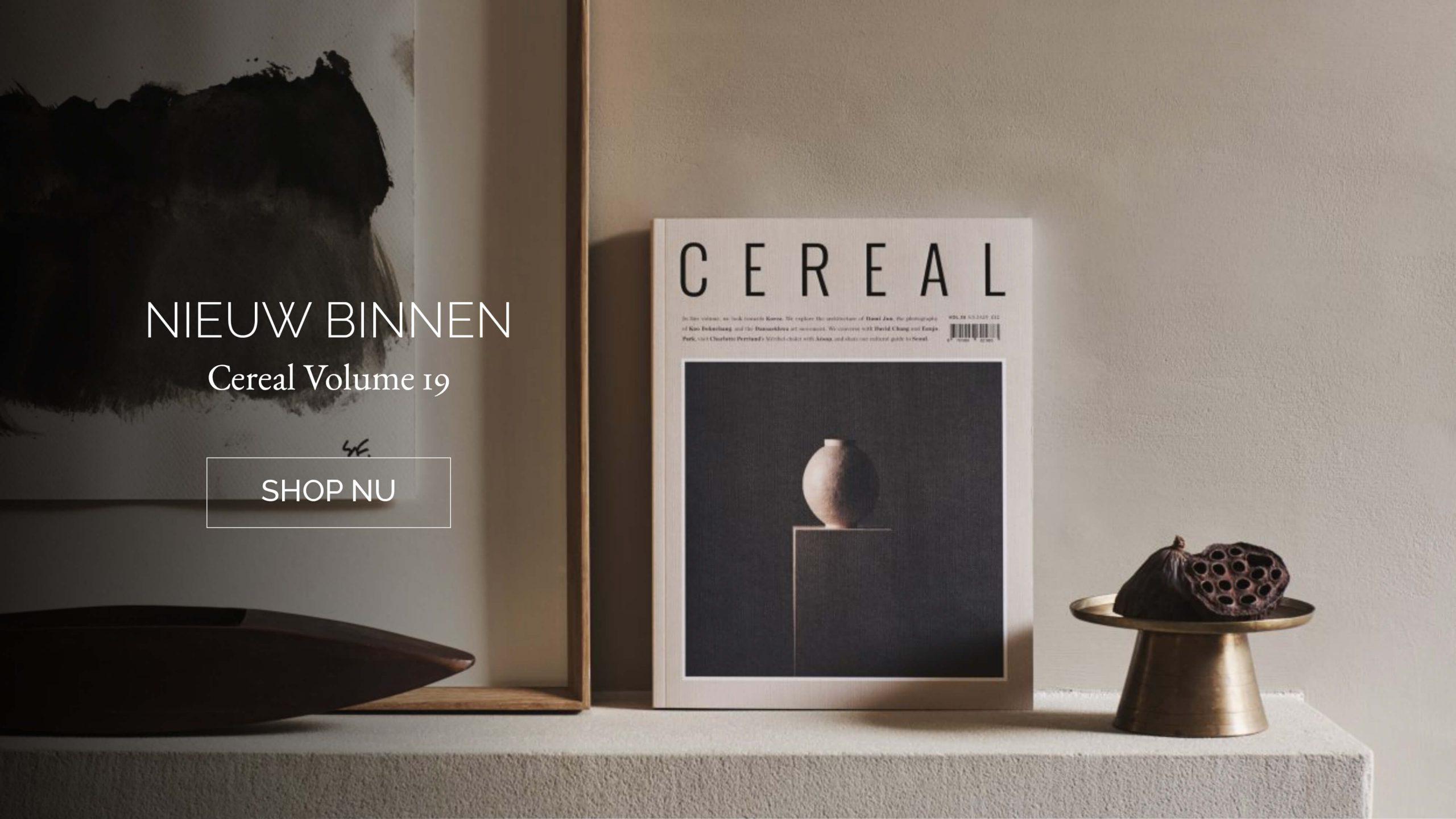 TWENTYTWONOTES | Cereal Magazine Volume 19