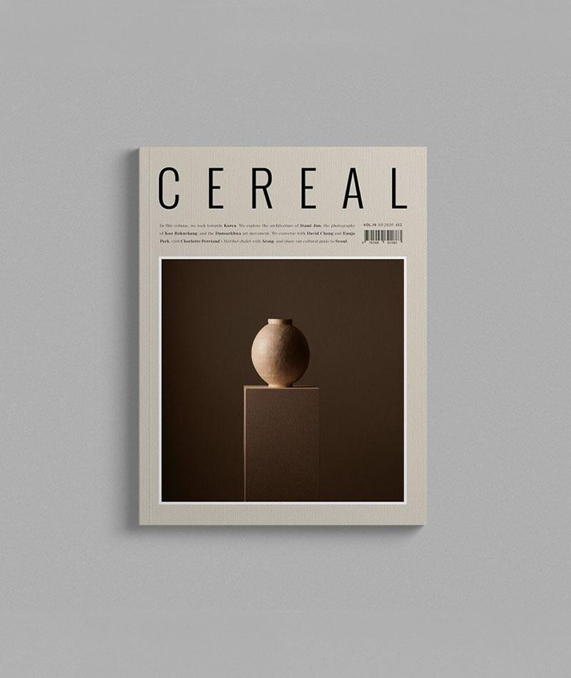 TWENTYTWONOTES Cereal Magazine Volume 19