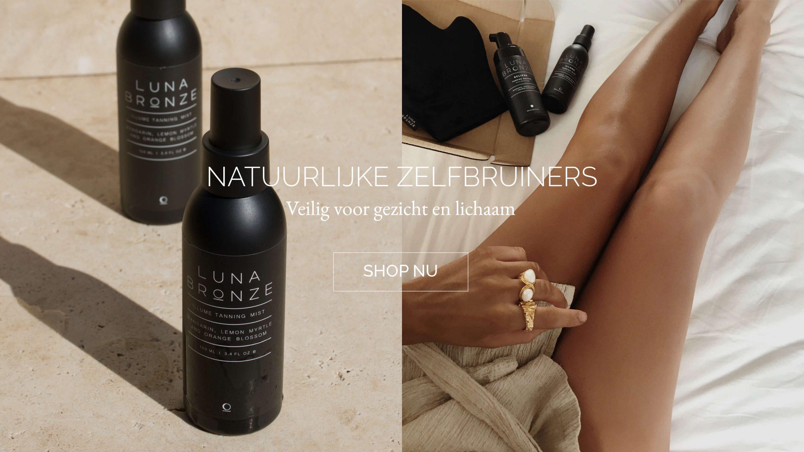TWENTYTWONOTES | Luna Bronze zelfbruiners