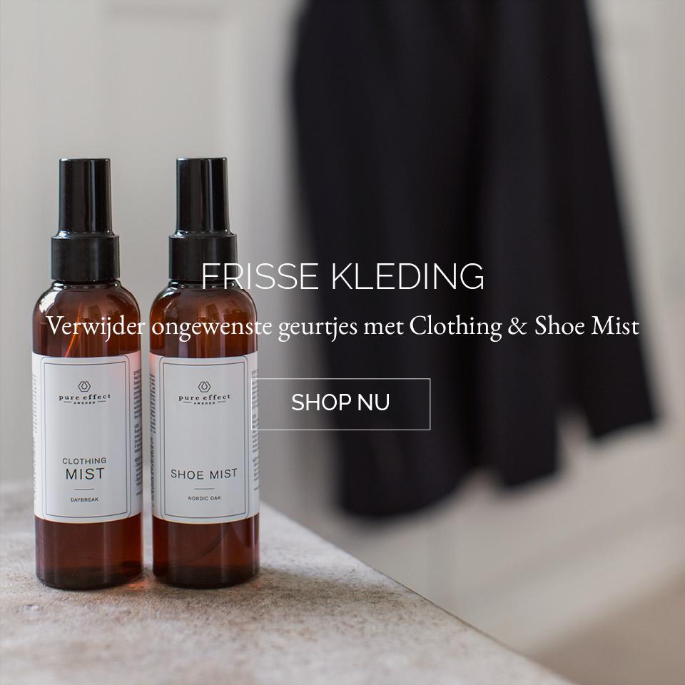 TWENTYTWONOTES | Pure Effect Sweden Clothing & Shoe Mist