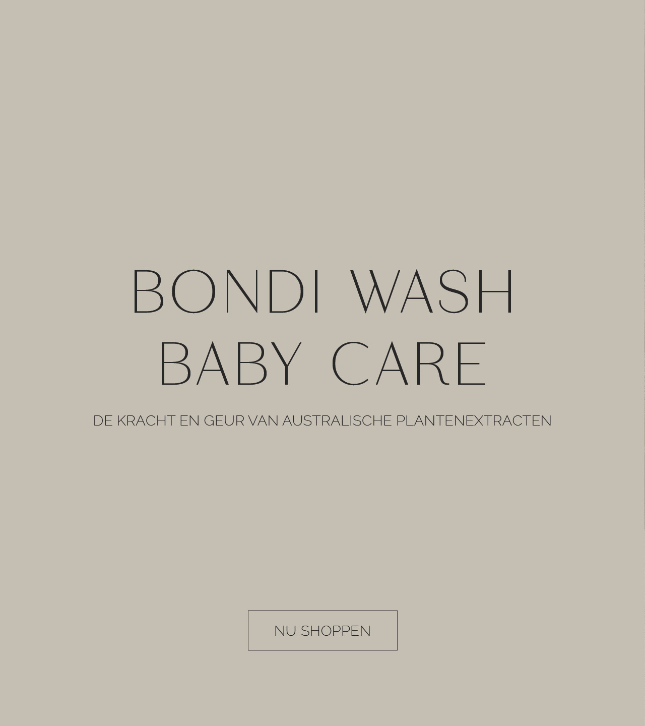 TWENTYTWONOTES | Bondi Wash Baby Care