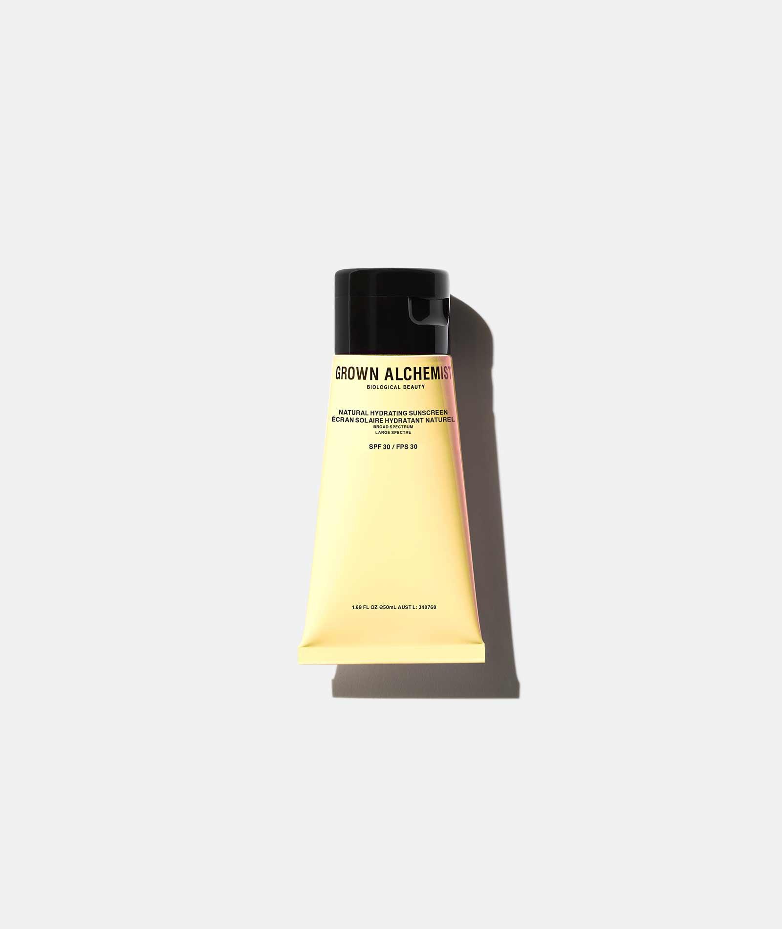 TWENTYTWONOTES Grown Alchemist Natural Sunscreen SPF 30 natuurlijke zonnebrand
