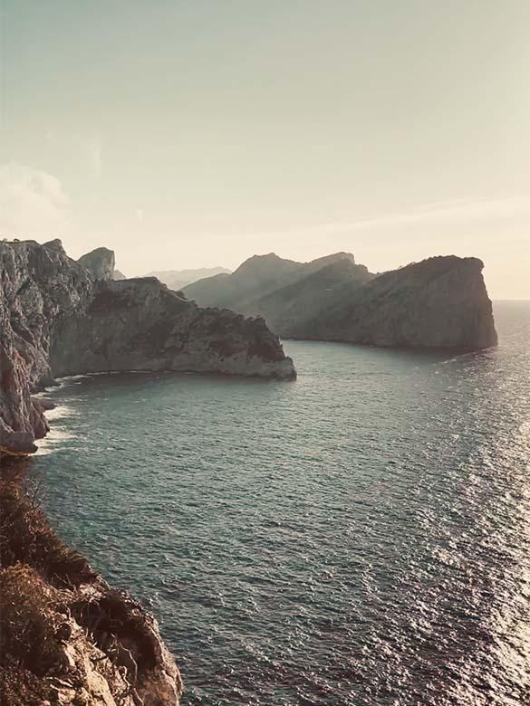 TWENTYTWONOTES Cap de Formentor Mallorca