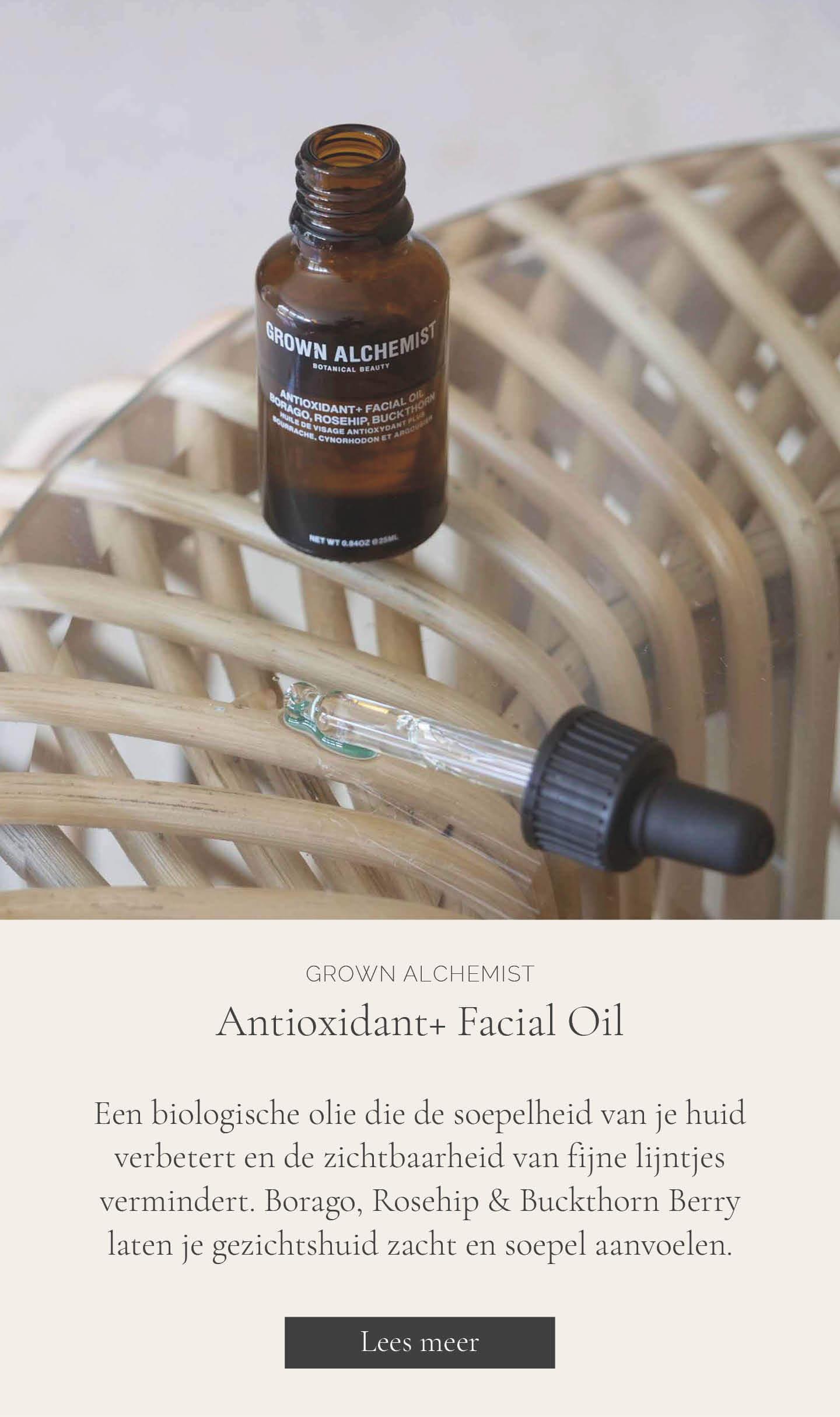 TWENTYTWONOTES | Grown Alchemist Antioxidant+ Facial Oil
