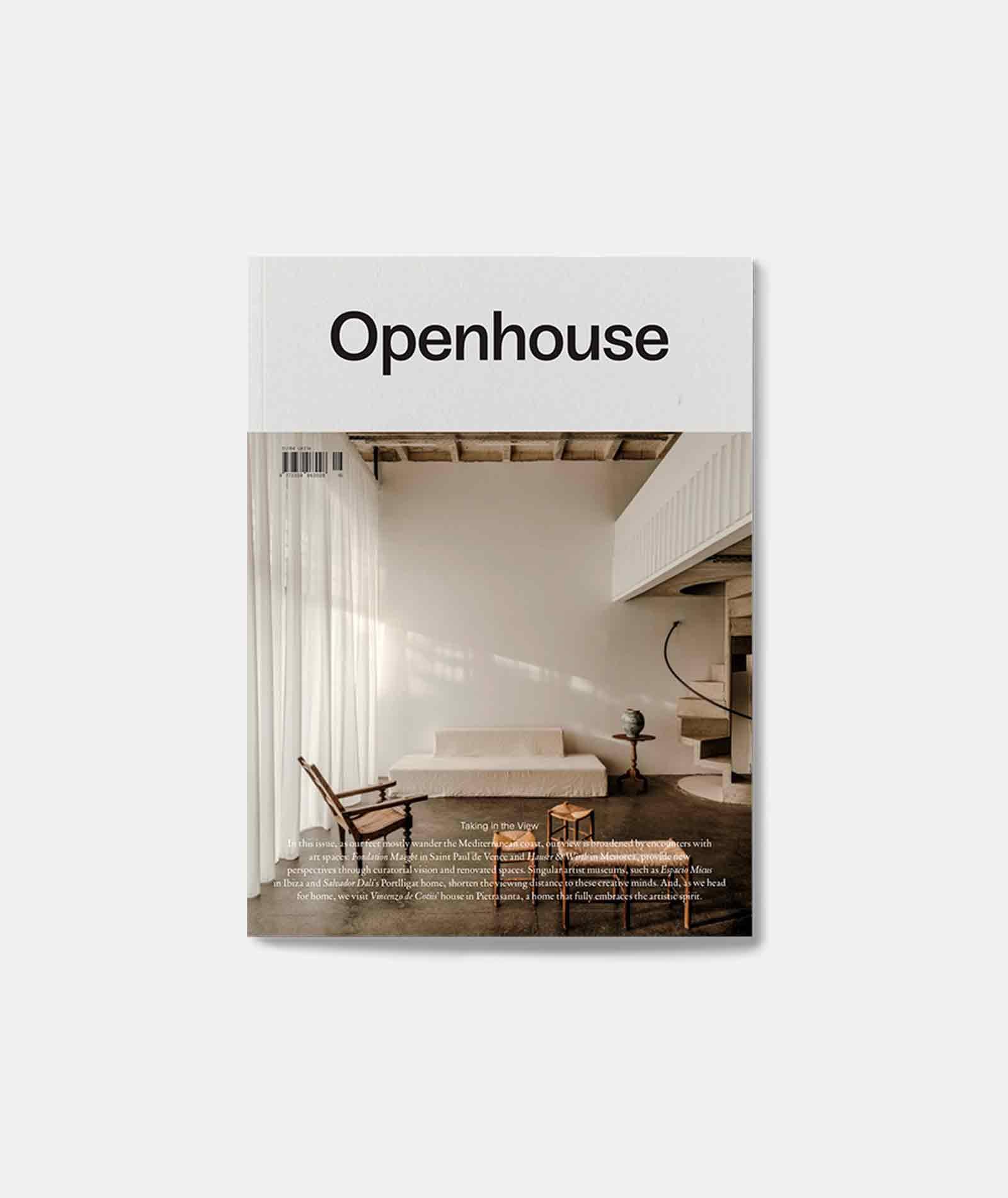 Openhouse Magazine Issue No. 16